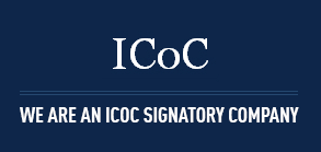 WE ARE AN ICOC Signatory Company